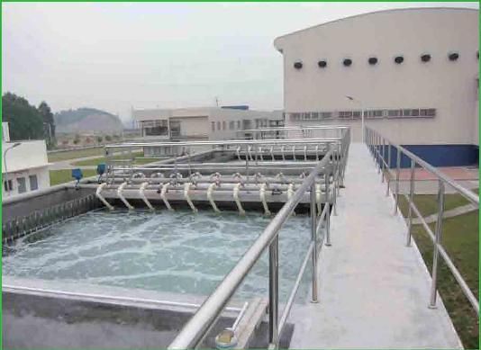 千赢国际官网中的生产废水中水回用工程典型工艺
